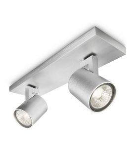 Laevalgusti RUNNER 2 Aluminium 53092/48/12