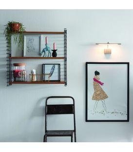 Seinavalgusti MAHOGANY LED 1x5W 38828/17/P1