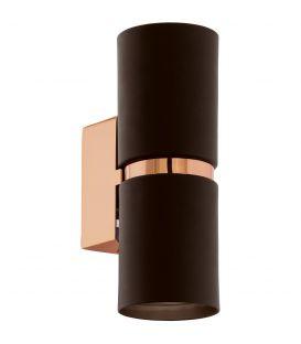 Seinavalgusti PASSA LED Copper 95371