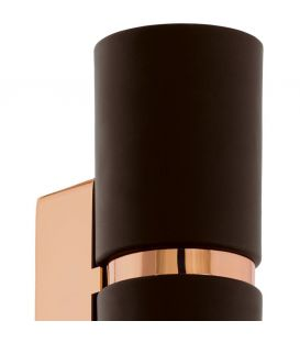 Sieninis šviestuvas PASSA LED Copper