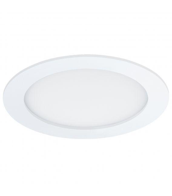 Įmontuojama LED panelė FUEVA 1 10,9W IP44 Ø17