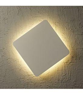 Seinavalgusti BORA BORA LED White 18x18 C0104