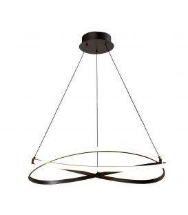 Laelamp INFINITY LED Ø51 Brown Oxide 5390