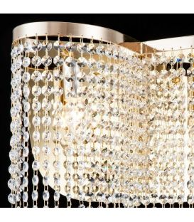 Lubinis šviestuvas TOILS 2 Gold