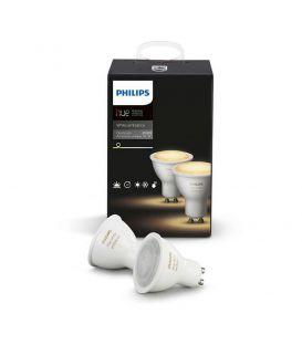 2 LED LAMPI 5,5W GU10 HUE 871870000000