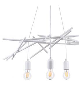 Pakabinamas šviestuvas GLENN 3 White