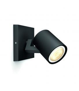 Seinavalgusti RUNNER HUE LED Black + lüliti 871870000000