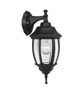 Seinavalgusti TIRENO Black IP44 11833/01/30