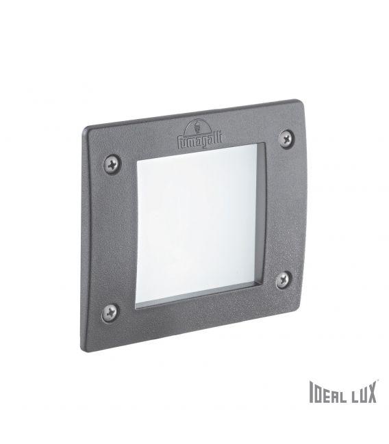 Įmontuojamas šviestuvas LETI Square Bianco