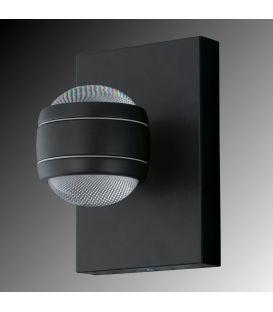 Seinavalgusti SESIMBA LED Black IP44 94848