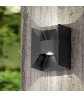 Seinavalgusti MORINO LED Anthracite IP44 93319