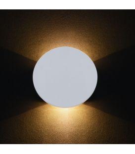 Seinavalgusti PARMA LED round C123-WL-02-3W-W