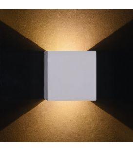 Seinavalgusti PARMA LED square C155-WL-02-3W-W