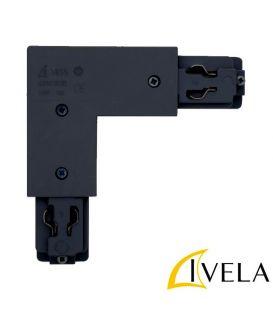 LKM L kujuline siiniühendus Black 7655-10-W30