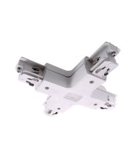 LKM X kujuline siiniühendus White 7657-10-W31