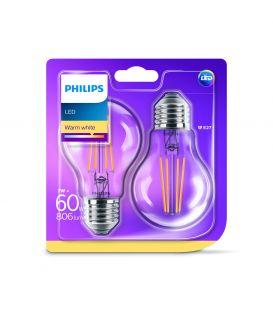 LED lambipirn 7W E27 2 tk. 871869676858