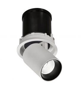 Integreeritav valgusti TRACK Ø9,6 White 7770442