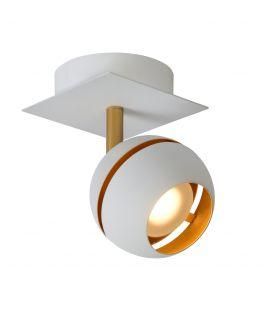 Laevalgusti BINARI LED 1 White 77975/05/31