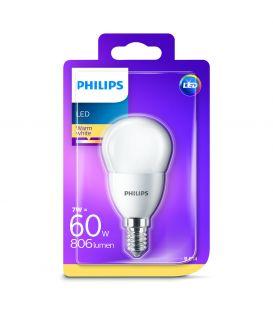 LED lambipirn 7W E14 ümara kujuga 8718696702895
