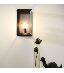 Wall Light THOR Pilka metalo 73202/01/15