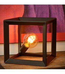 Table Lamp THOR Pilka metalo 73502/01/15