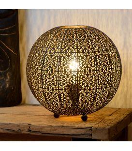 Table Lamp TAHAR Ø33 Juoda 78583/34/30