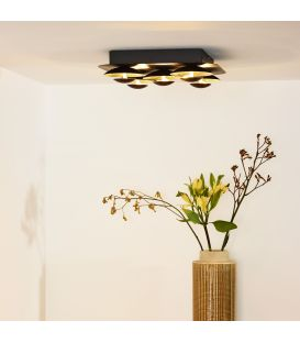 Flush Ceiling Light AMINE Juoda 26186/25/30