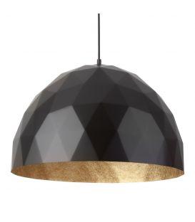 Rippvalgusti DIAMENT Ø50 Black Gold 31367