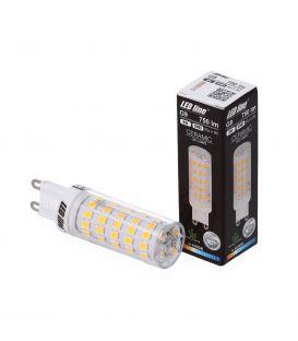 8W LED lambipirn G9 2700K 247903 G9-8W-WW