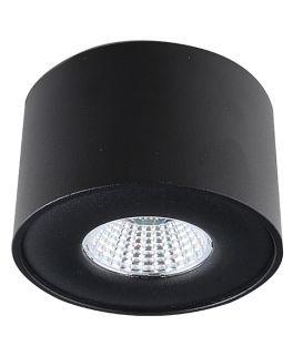 5W LED laevalgusti Lamparas Black Ø9 LC1400-BK