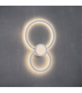 24W LED seinavalgusti MURAL Round 6230