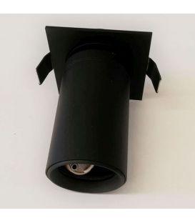 Integreeritav valgusti Lamparas Black NC2156-GU10-