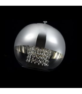 Pakabinamas šviestuvas FERMI Ø30 P140-PL-170-1-N