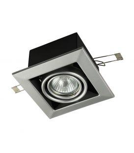 Integreeritav kipsvalgusti METAL MODERN Grey DL008-2-01-S