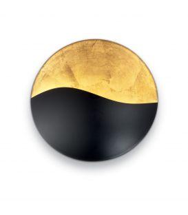 Seinavalgusti SUNRISE AP4 Ø35 Black Gold 133300
