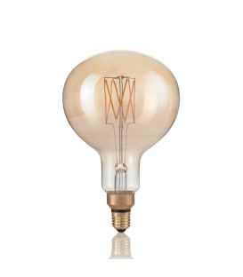 LED lambipirn VINTAGE XL E27 4W GLOBO SMALL 129877