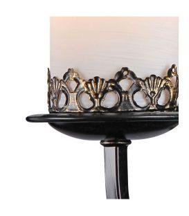 Sieninis šviestuvas PALAZZO Coffee gold RC562-WL-01-R