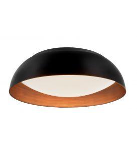 40W LED Laevalgusti LANDON Black Ø60 Dimmerdatav 86008