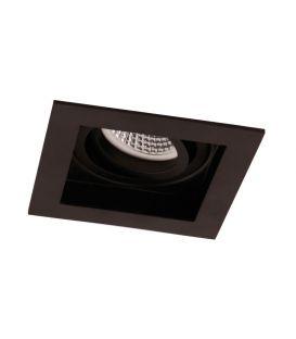 Integreeritav valgusti ARTSI Black 4208001