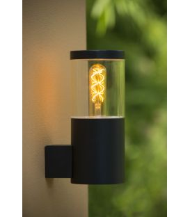 Pastatomas šviestuvas FEDOR Black IP44 Dimeriuojamas 14899/50/30