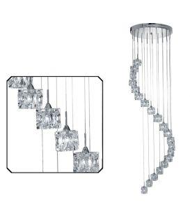 60W LED Pakabinamas šviestuvas ICE CUBE 7820-20-LED