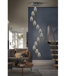 60W LED Rippvalgusti NEBULA 12 584541