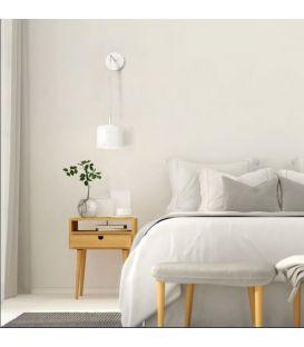 Sieninis šviestuvas POT White 25916/20