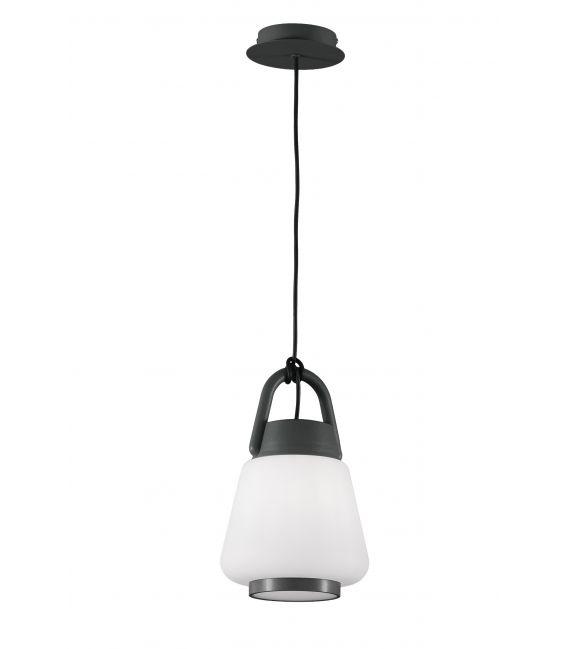 Pakabinamas šviestuvas KINKE Ø22 IP44 White/Gray 6210
