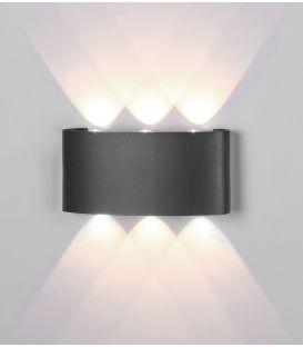 6W LED Seinavalgusti ARCS Dark Grey IP54 6540