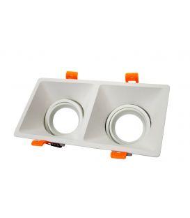 Iebūvējamā lampa AROS 2 White NC894L YLD-023127