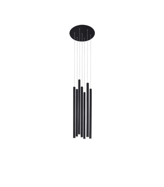 3W LED Pakabinamas šviestuvas ULTRATHIN Black 9184022