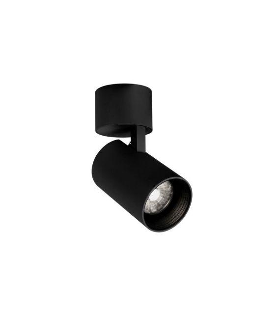 13W LED Įmontuojamas šviestuvas UNIVERSAL Black 72002