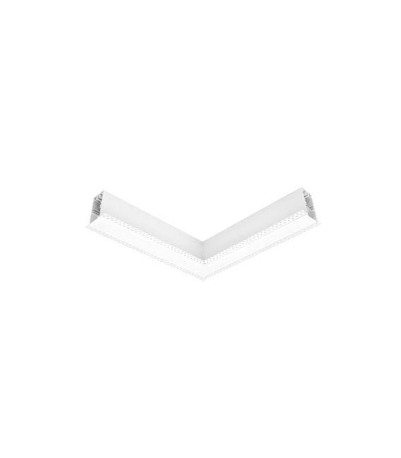 40W LED Paviršinis linijinis šviestuvas GENT White 3000K 8254429