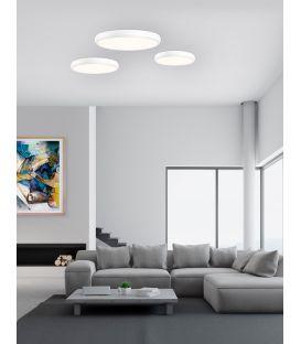 62W LED Lubinis šviestuvas Ø61 White 8100985